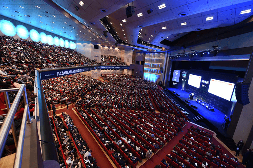 World Marketing Summit'e İlgi Büyüktü