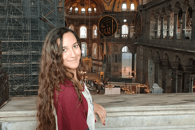 AIESEC Global Home misafirim Meryem